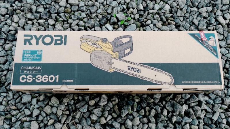 RYOBI CS-3601