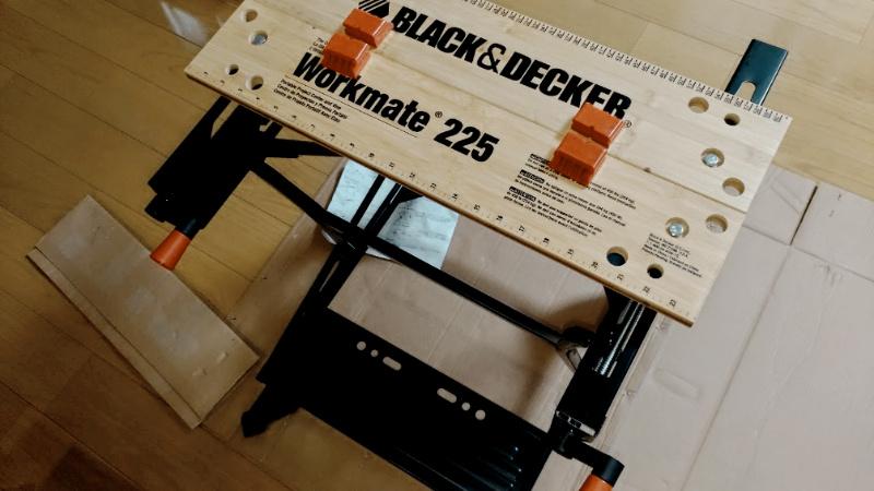 BLACK&DECKER Workmate 225(ブラックアンドデッカー ワークメイト 225)
