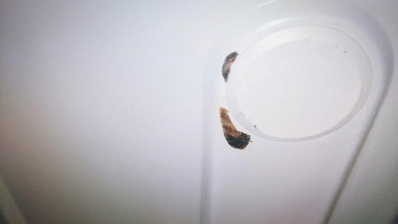 マキタの充電式ランダムオービットサンダ(BO180DRFBO180DZ)で鉄塗装剥がし -6-