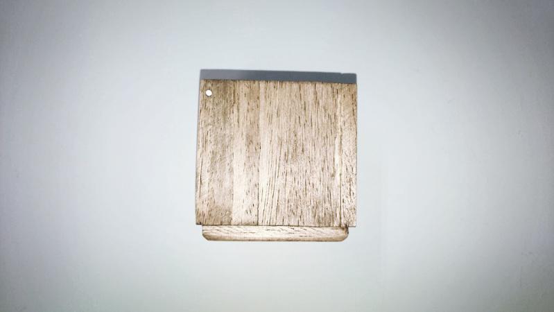 【木箱の製作(小物)】ファルカタ材&アンティークワックス(ウォールナット)2 -4-