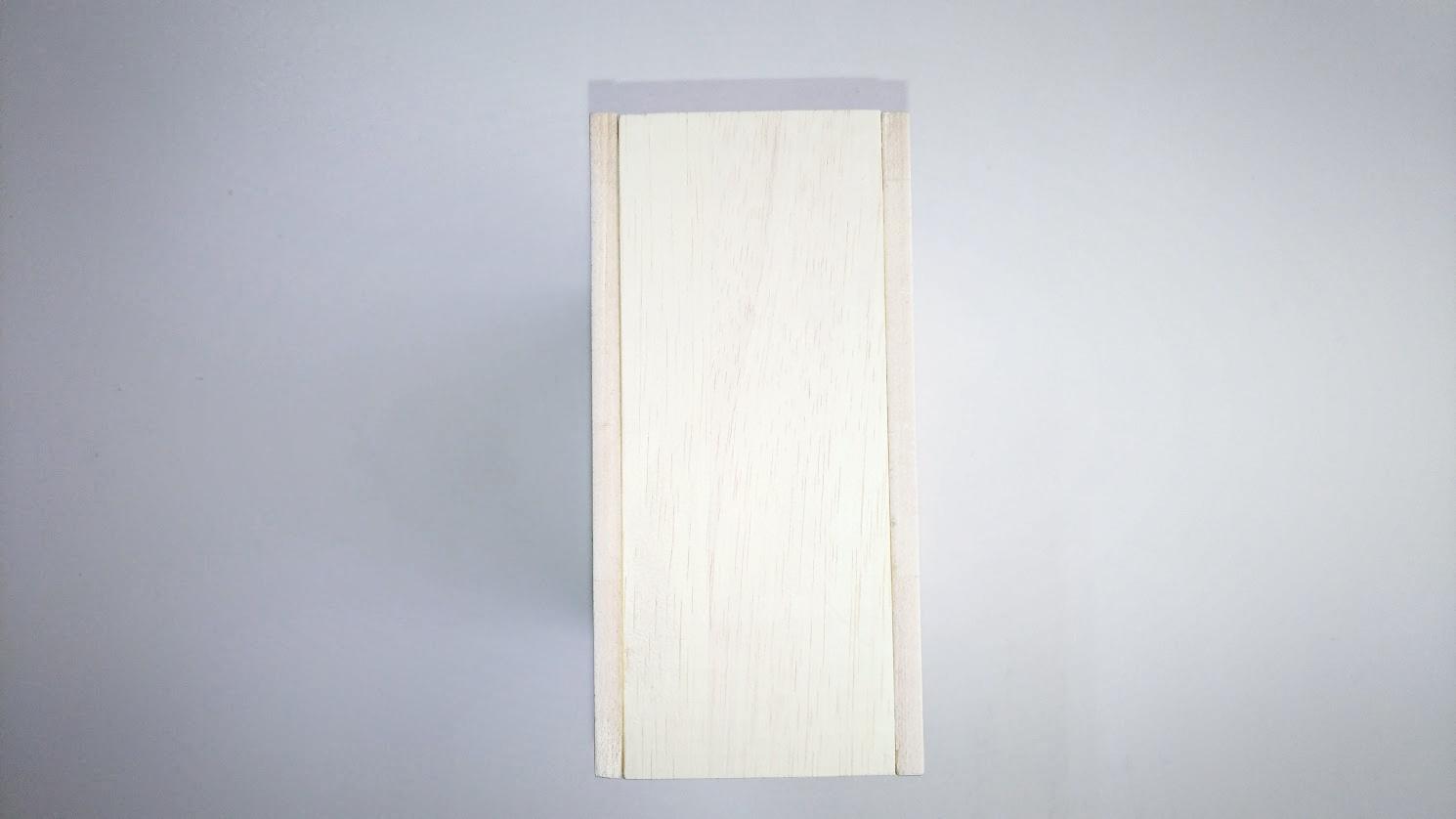 木箱の製作(小物入れ)のこやすり -7-