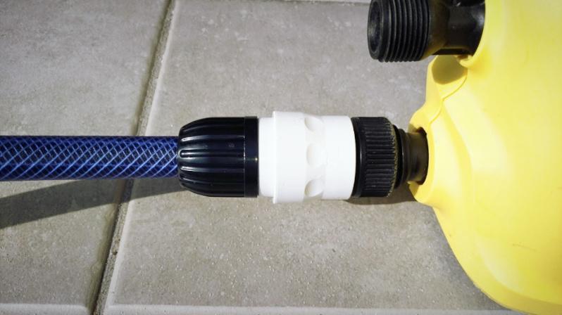 高圧洗浄機 ケルヒャー タカギ 送水ホース2m 交換 -4-