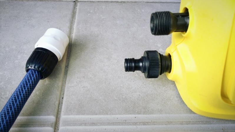 高圧洗浄機 ケルヒャー タカギ 送水ホース2m 交換 -5-