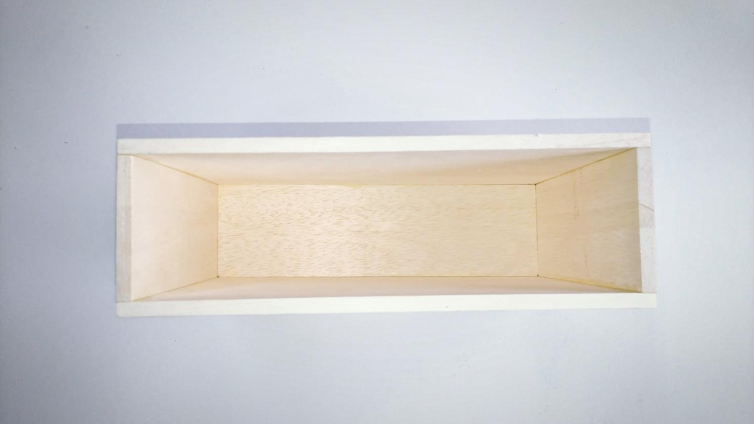 木箱の製作(小物入れ)のこやすり -5-