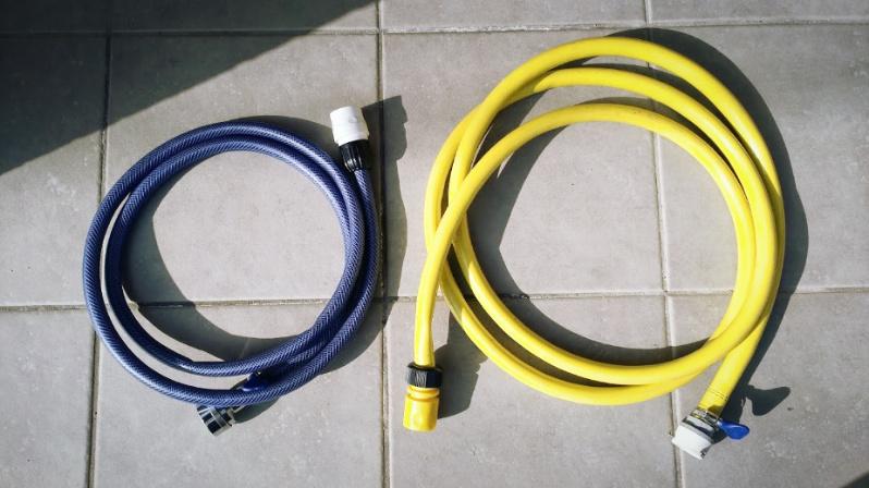 高圧洗浄機 ケルヒャー タカギ 送水ホース2m 交換 -3-