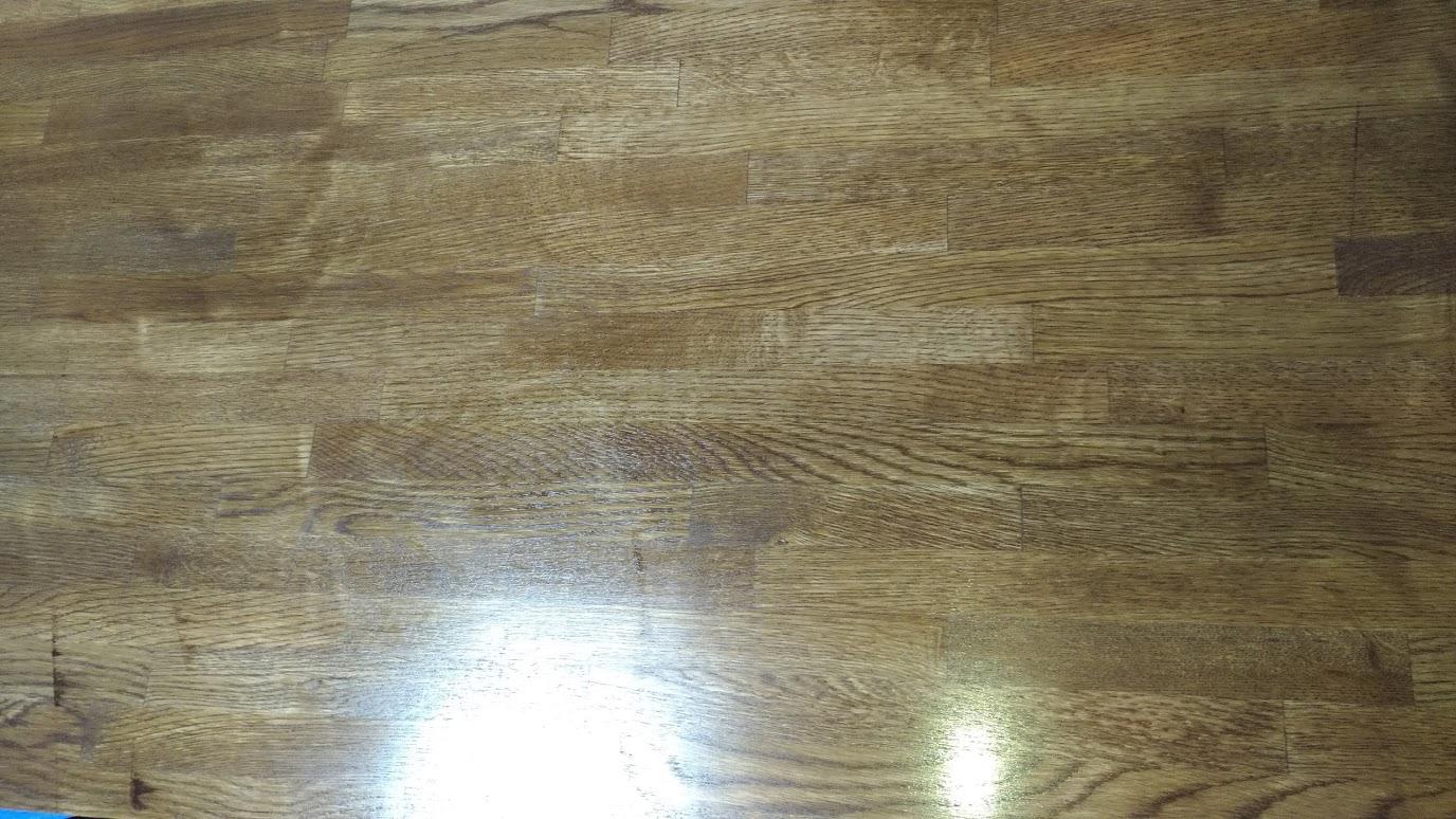 ナラ 集成材 リボス タヤエクステリア ウォルナット -2-