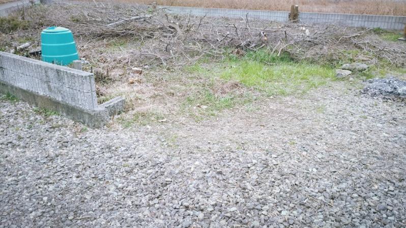 庭木の伐採・剪定 リョービ チェーンソー 電気のこぎり -5-
