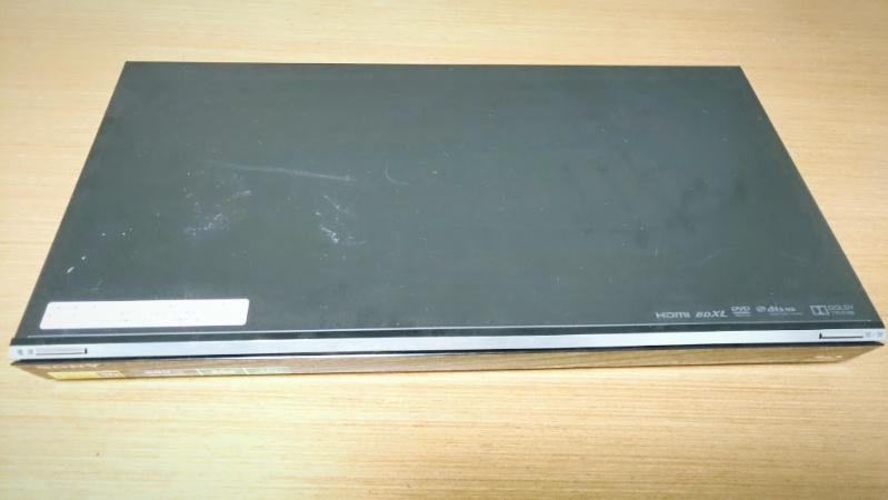 ソニー ブルーレイディスクレコーダー BDZ-EW500のHDDが故障 -2-