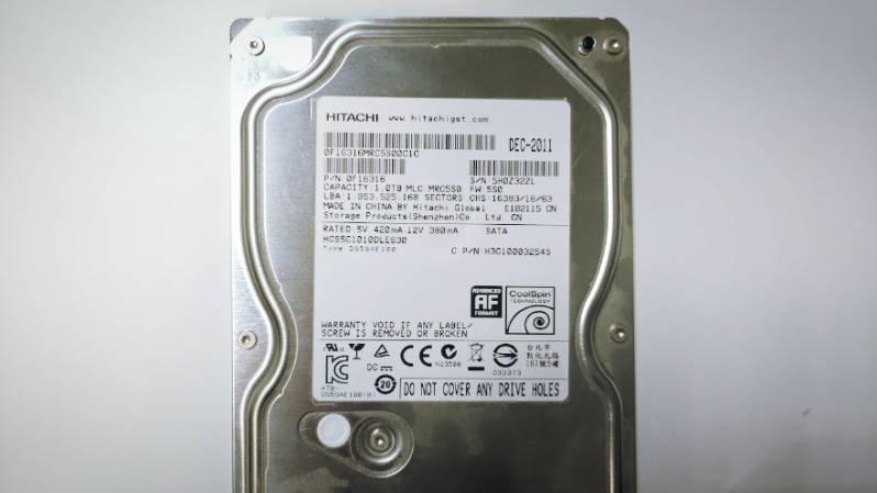 パナソニック ディーガ DMR-BZT820 ブルーレイディスクHDDの修復 -6-