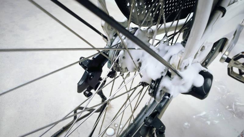電動自転車 Hydee 2 メンテナンス・お掃除 -6-