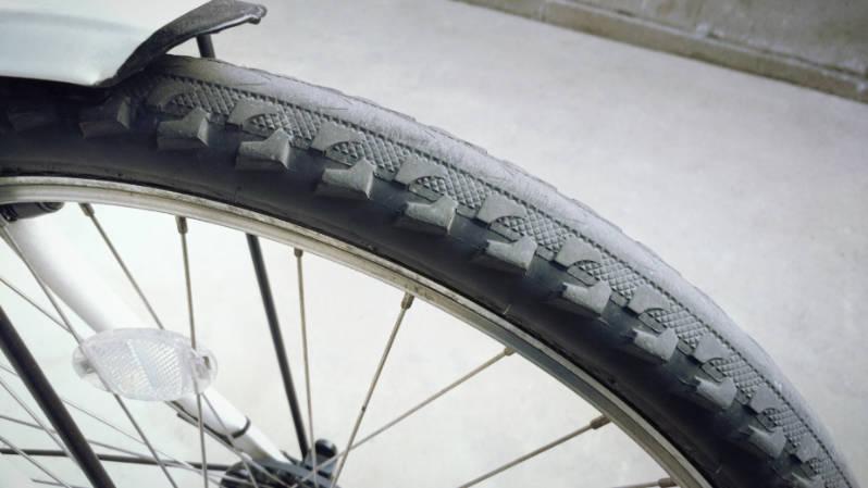 自転車 タイヤ シュワルベ ビッグベン 26×2.15 ブラウン 交換 -1-