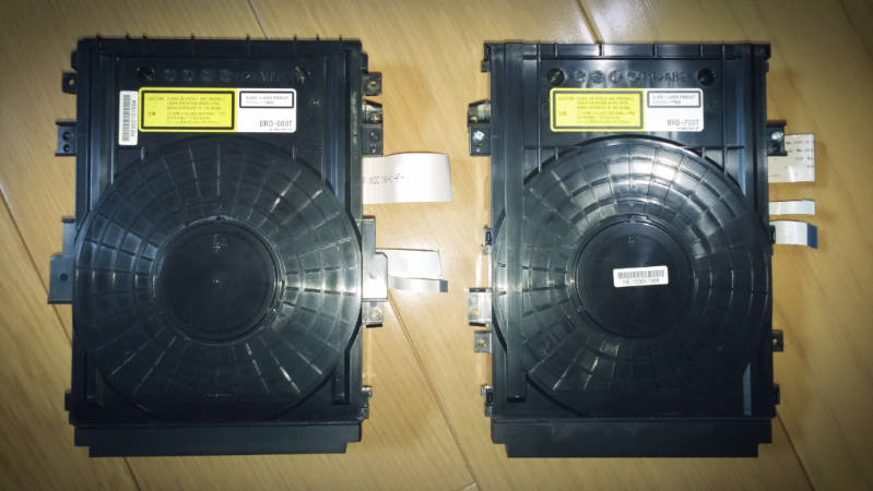 SONY ブルーレイレコーダー 光学ドライブ BRD-600T BRD-700T -10-