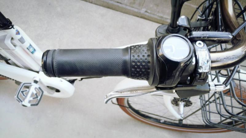 電動自転車 HYDEE2 ハンドルグリップ -3-