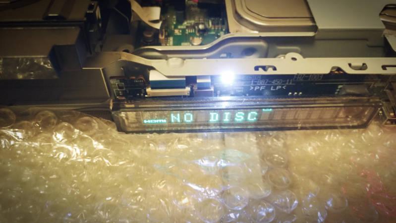 SONY ブルーレイレコーダー 光学ドライブ BRD-600T BRD-700T -17-