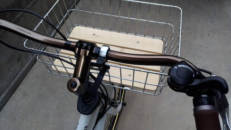 電動自転車 HYDEE2-ハイディーツー- おしゃれな ベル 交換 -4-