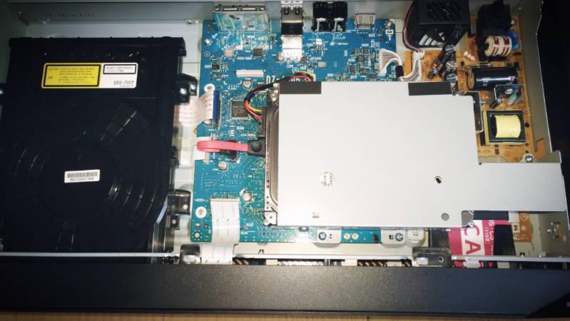 SONY ブルーレイレコーダー 光学ドライブ BRD-600T BRD-700T -6-