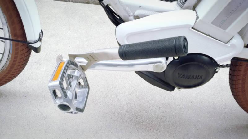 HYDEE 2 自転車ペダル交換 MKS 3000R -4-