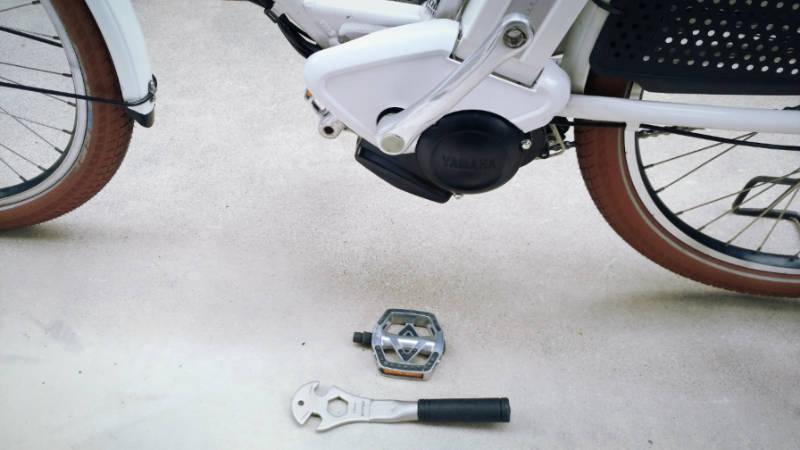 HYDEE 2 自転車ペダル交換 MKS 3000R -5-