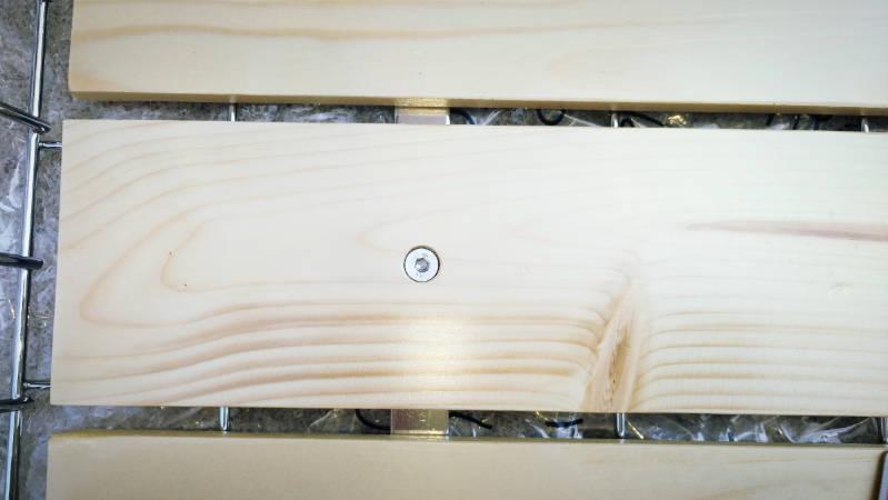 電動自転車 HYDEE2-ハイディーツー- 木製板 カゴ 交換 -5-
