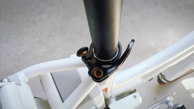 電動自転車 HYDEE2 シートクランプ-クイックタイプ- 交換 -1-