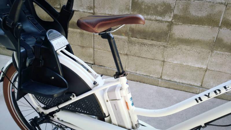 電動自転車 HYDEE2 シートクランプ-クイックタイプ- 交換 -2-