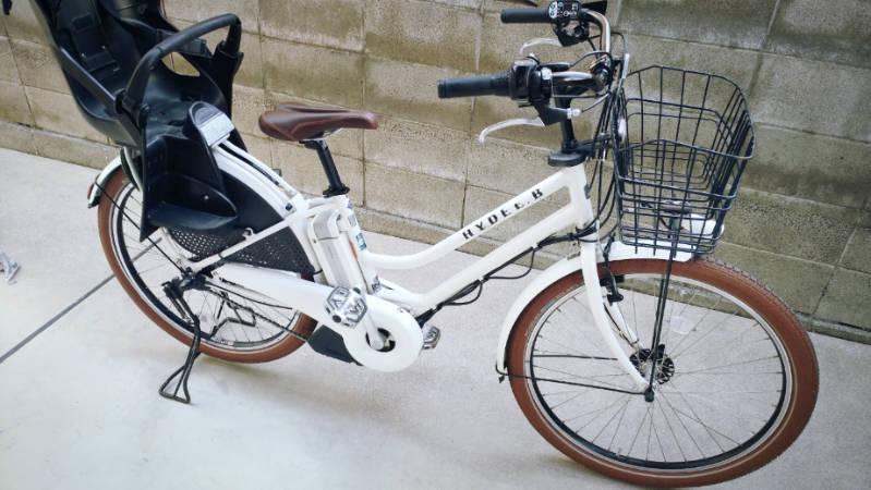 電動自転車 HYDEE2-ハイディーツー-のサドルを交換 -9-