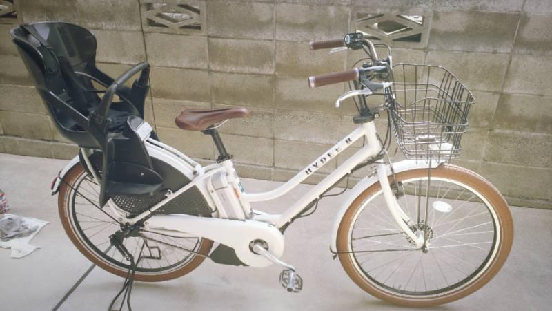 電動自転車 HYDEE2 ハンドルグリップ -11-