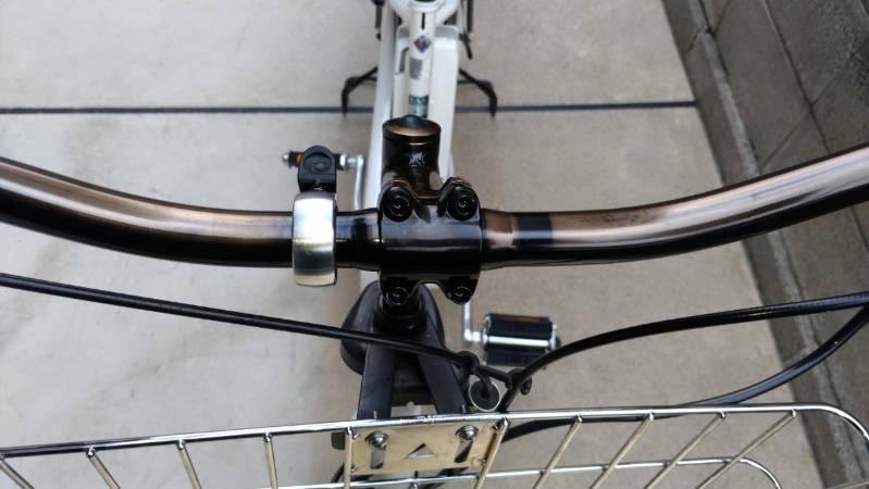 電動自転車 HYDEE2-ハイディーツー- おしゃれな ベル 交換 -3-