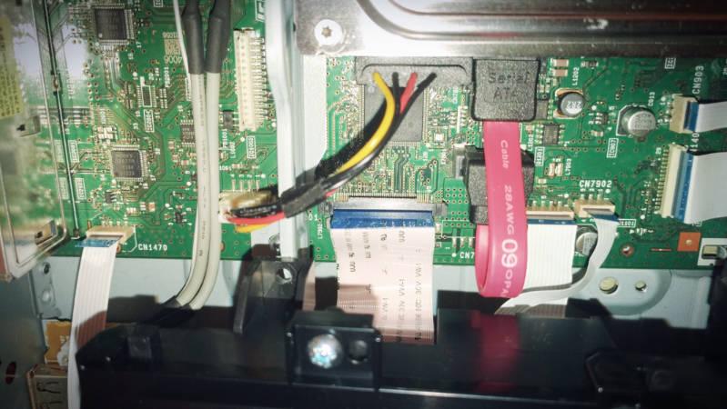 SONY ブルーレイレコーダー 光学ドライブ BRD-600T BRD-700T -15-
