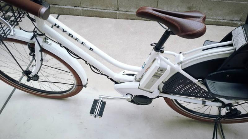 HYDEE 2 自転車ペダル交換 MKS 3000R -11-