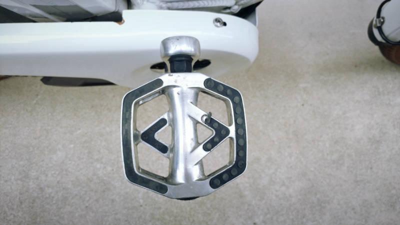 HYDEE 2 自転車ペダル交換 MKS 3000R -2-