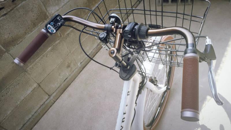 電動自転車 HYDEE2 ハンドルグリップ -10-