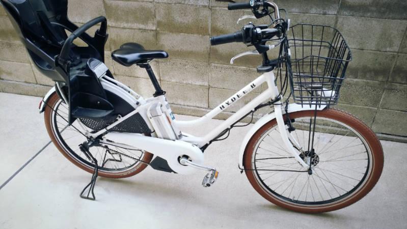 電動自転車 HYDEE2-ハイディーツー-のサドルを交換 -3-
