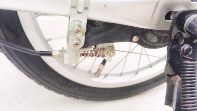 幼児用・子供自転車(16インチ) 部品交換 ブレーキ・レバー-シフトレバー-ケーブル ブレーキワイヤー