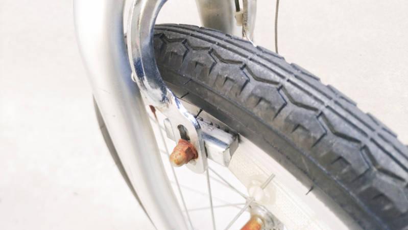 幼児用・子供自転車(16インチ) 部品交換 ブレーキ・レバー-シフトレバー-ケーブル キャリパーブレーキ
