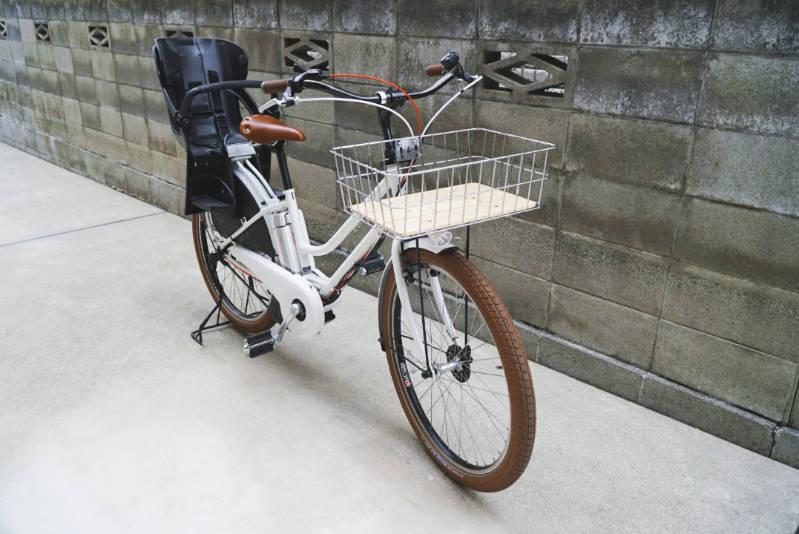 電動自転車 HYDEE2(ハイディーツー)ビーム-BEAM- スプリングコンフォートサドル -4-