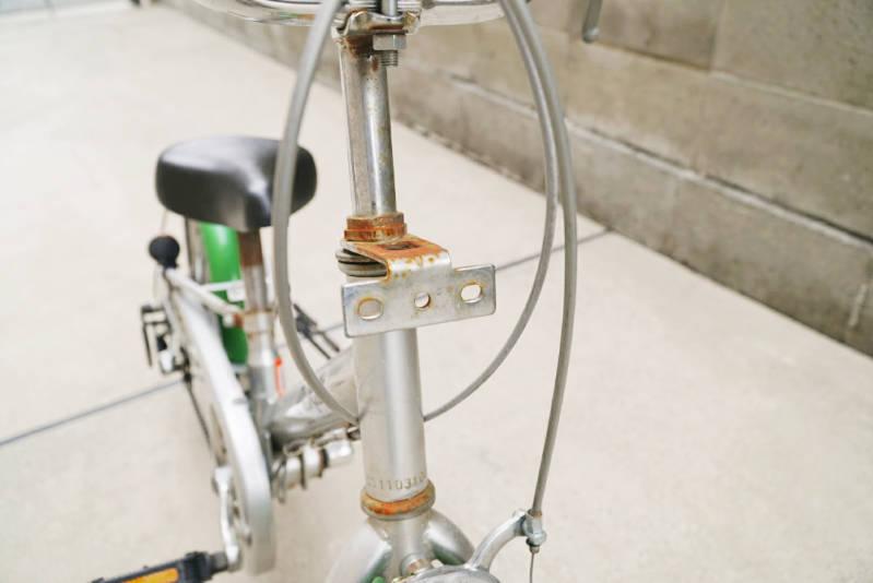 幼児用 子供自転車 自分で修理・メンテナンス -4-
