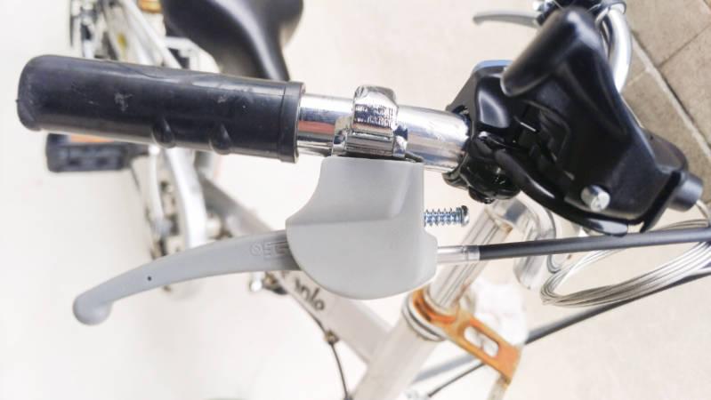 幼児用・子供自転車(16インチ) 部品交換 ブレーキ・レバー-シフトレバー-ケーブル ブレーキレバー