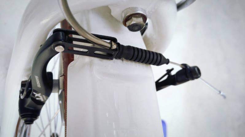 HYDEE2-ハイディーツー-カスタム ブレーキ・レバー シマノBL-T780 交換  -11-