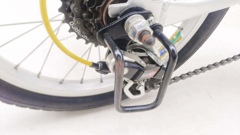 幼児用・子供自転車(16インチ) 部品交換 ブレーキ・レバー-シフトレバー-ケーブル 外装シフト