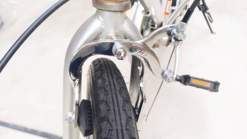幼児用・子供自転車(16インチ) 部品交換 ブレーキ・レバー-シフトレバー-ケーブル ブレーキ交換