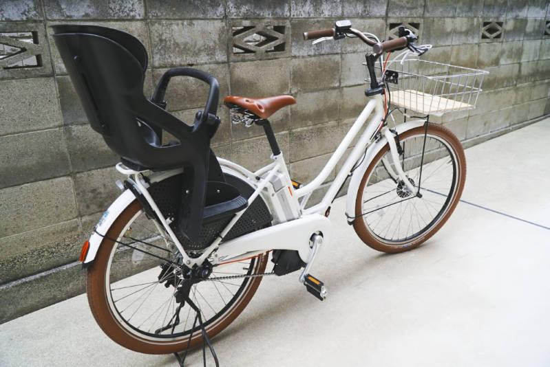 電動自転車 HYDEE2(ハイディーツー)ビーム-BEAM- スプリングコンフォートサドル -5-