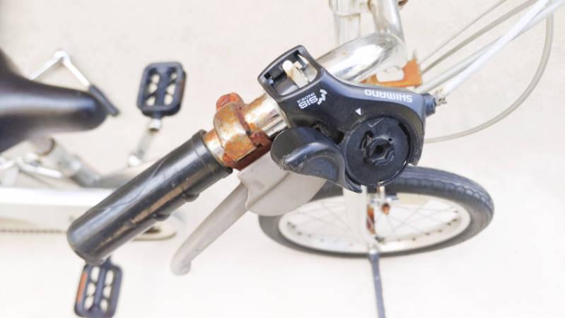 幼児用・子供自転車(16インチ) 部品交換 ブレーキ・レバー-シフトレバー-ケーブル シフトレバー