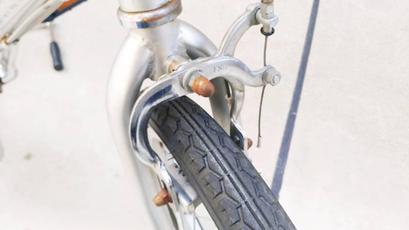 幼児用・子供自転車(16インチ) 部品交換 ブレーキ・レバー-シフトレバー-ケーブル ブレーキ本体