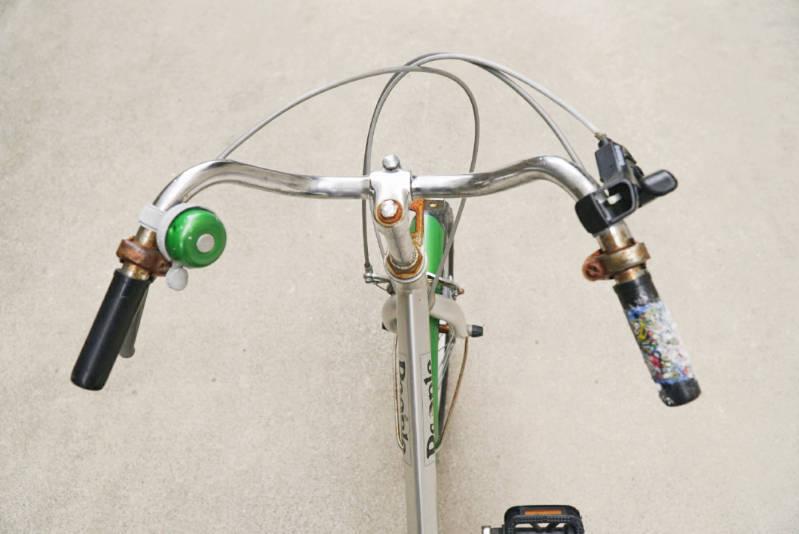 幼児用 子供自転車 自分で修理・メンテナンス ハンドル