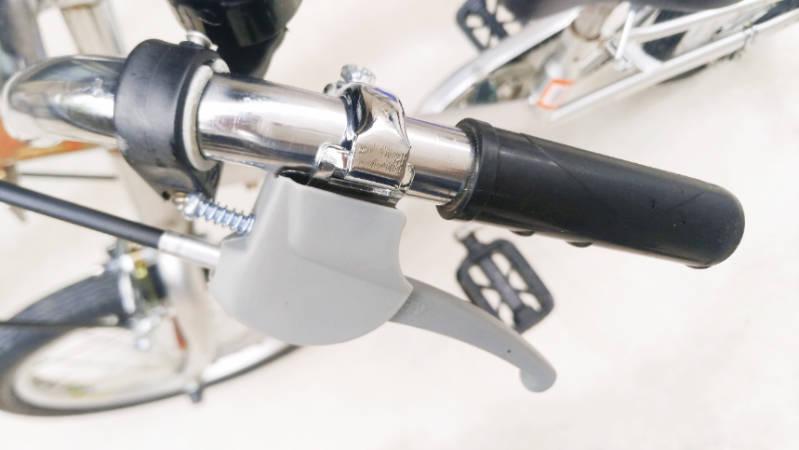 幼児用・子供自転車(16インチ) 部品交換 ブレーキ・レバー-シフトレバー-ケーブル リアブレーキ
