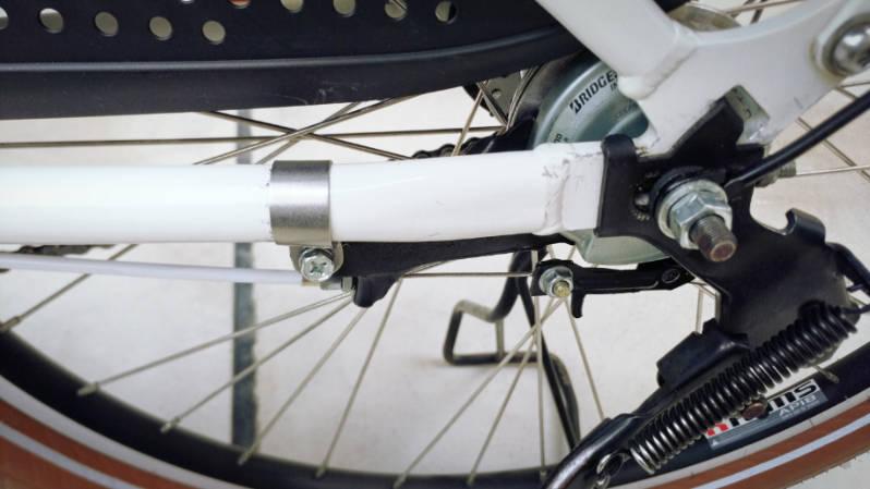 HYDEE2-ハイディーツー-カスタム ブレーキ・レバー シマノBL-T780 交換  -14-