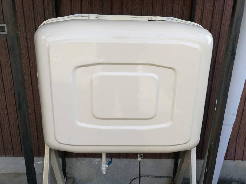 アサヒペン油性高耐久鉄部用塗料 塗装