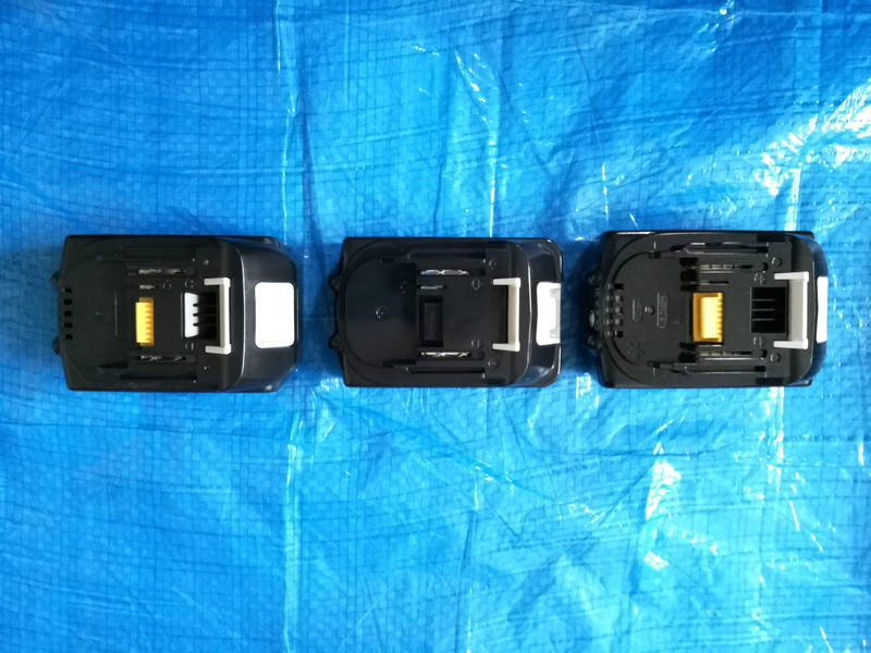 Makitaマキタの互換バッテリー-BL1820- 充電式インパクトドライバ-TD170DZ- -6-