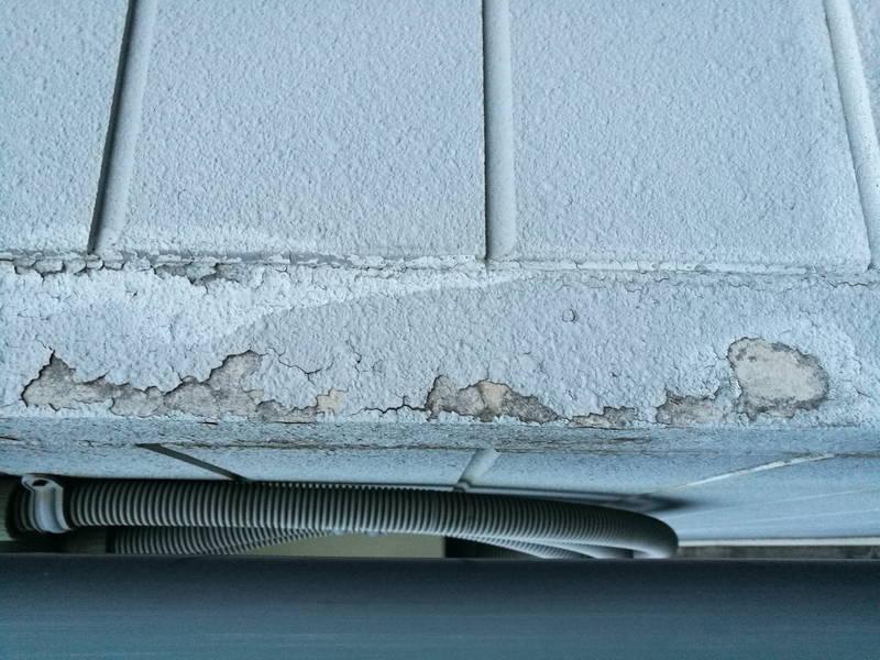 外壁塗装剥がれ対策にニッペ防水スプレーを使ってみた -4-